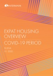 Expat Housing Overview. COVID-19 Period. Russia H1, 2020