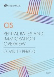 Rental Rates & Immigration Overview For CIS. H1 2020