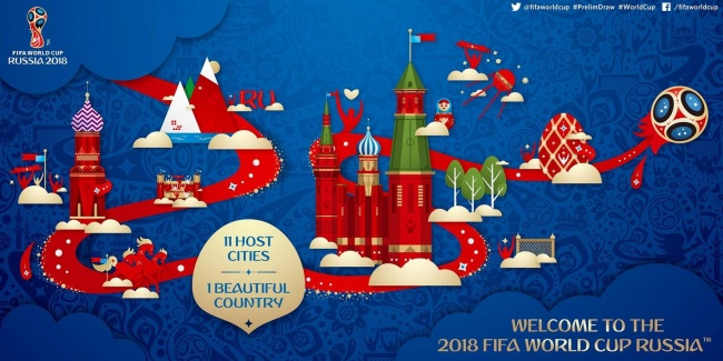 Russia 2018 FIFA World Cup: 3 Days to file registration of foreign nationals